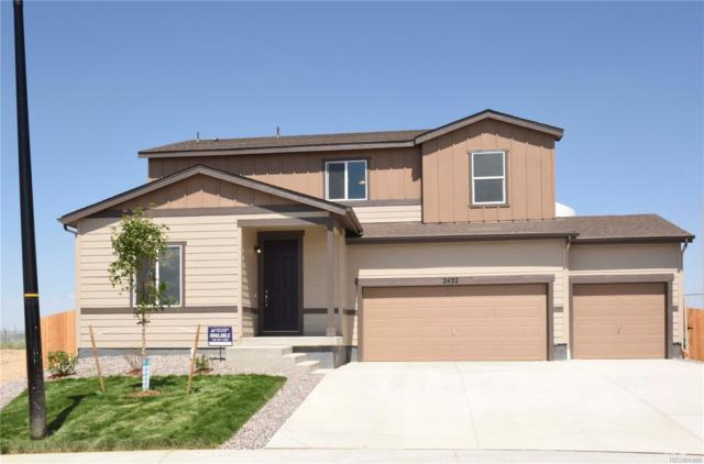 2432 Horse Shoe Circle, Fort Lupton, CO 80621 (#2880731) :: The Galo Garrido Group