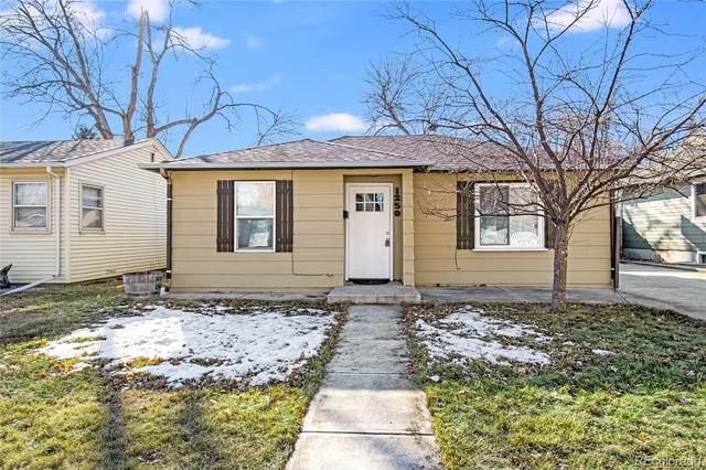 1250 E 4th Street, Loveland, CO 80537 (MLS #2881297) :: Bliss Realty Group