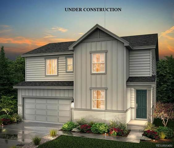 12757 Granite Ridge Drive, Peyton, CO 80831 (#2881420) :: The Artisan Group at Keller Williams Premier Realty