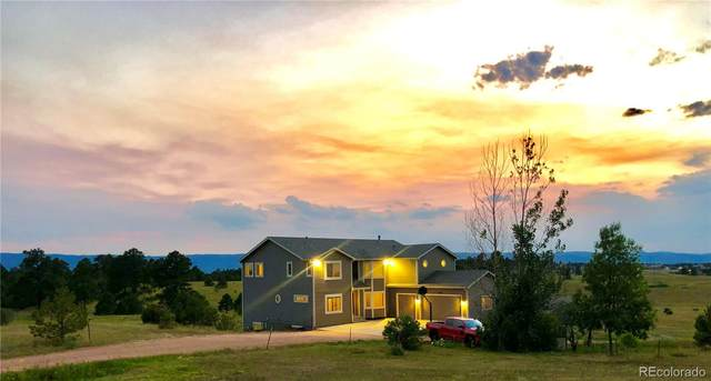 16090 State Highway 83, Colorado Springs, CO 80921 (MLS #2881477) :: 8z Real Estate