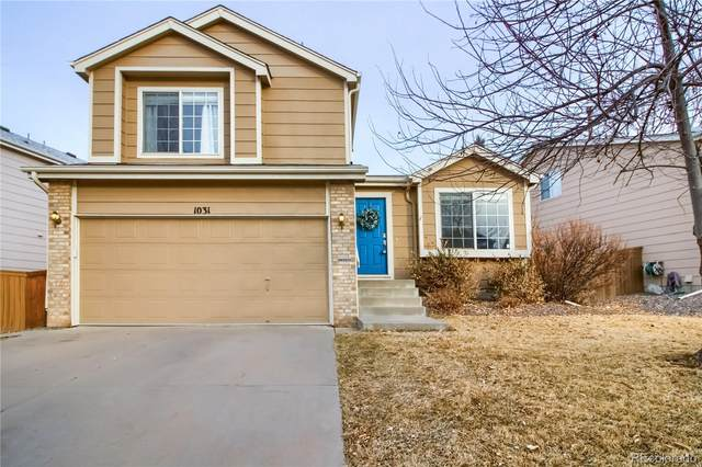 1031 Timbervale Trail, Highlands Ranch, CO 80129 (#2881605) :: HomeSmart
