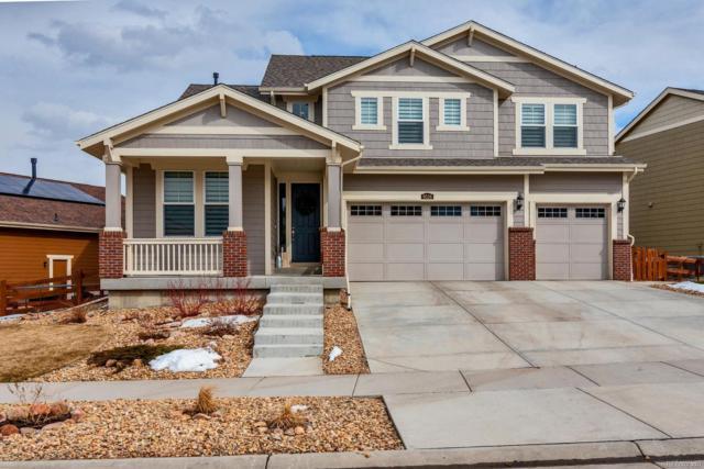 9526 Iron Mountain Way, Arvada, CO 80007 (MLS #2882494) :: Kittle Real Estate