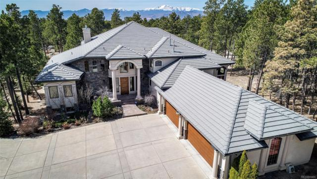 4460 Hidden Rock Road, Colorado Springs, CO 80908 (#2882666) :: The Peak Properties Group