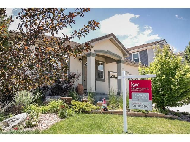 3534 Starry Night Loop, Castle Rock, CO 80109 (#2883942) :: RE/MAX Professionals