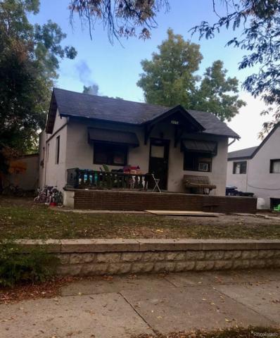 2551 W 39th Avenue, Denver, CO 80211 (MLS #2884244) :: Kittle Real Estate