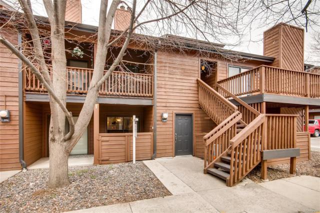 540 S Forest Street 1-101, Denver, CO 80246 (#2884421) :: The Heyl Group at Keller Williams