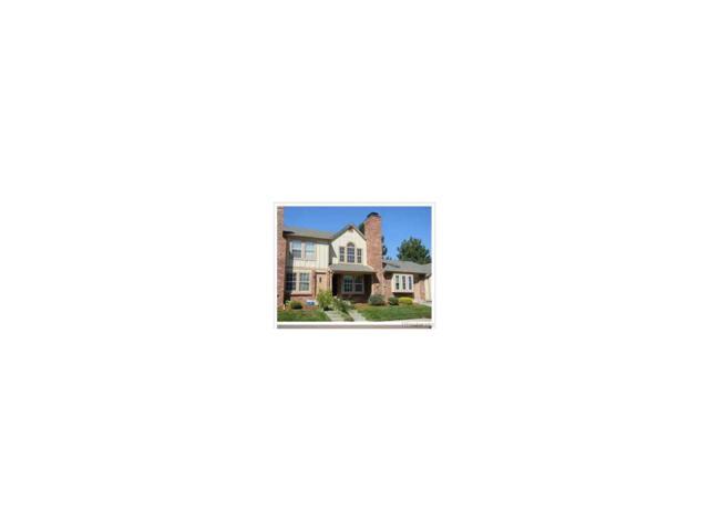 16904 E Whitaker Drive B, Aurora, CO 80015 (MLS #2884607) :: 8z Real Estate