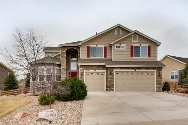 5274 Mining Camp Trail, Parker, CO 80134 (#2884696) :: The Peak Properties Group