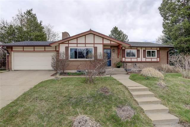 3690 S Tamarac Drive, Denver, CO 80237 (#2884814) :: Briggs American Properties