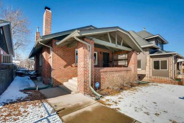 351 Grant Street, Denver, CO 80203 (#2884944) :: The Pete Cook Home Group