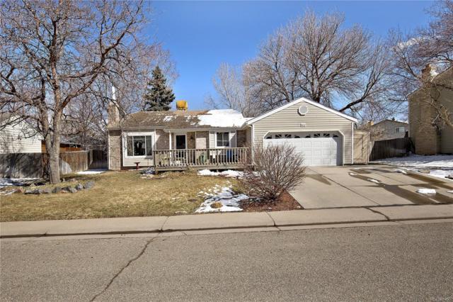 4832 S Beech Street, Morrison, CO 80465 (#2885404) :: The Peak Properties Group