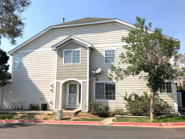 19112 E Wyoming Place #108, Aurora, CO 80017 (#2885569) :: The Heyl Group at Keller Williams