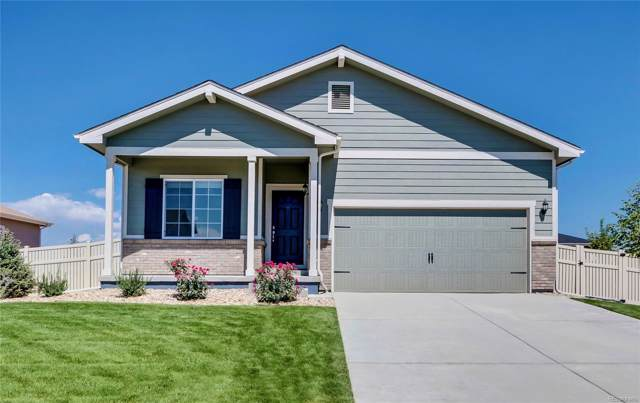 47359 Lilac Avenue, Bennett, CO 80102 (#2885876) :: The DeGrood Team