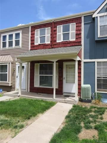 15771 E 13th Place #34, Aurora, CO 80011 (MLS #2886130) :: 8z Real Estate