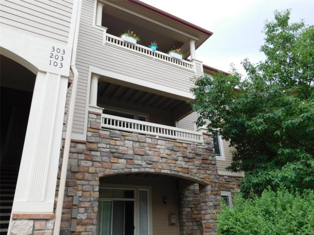 8464 S Holland Way #203, Littleton, CO 80128 (#2886893) :: The Heyl Group at Keller Williams