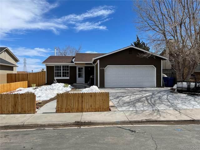 4246 S Gibralter Street, Aurora, CO 80013 (#2887601) :: Finch & Gable Real Estate Co.