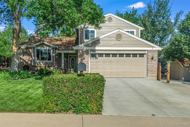 5303 S Telluride Way, Centennial, CO 80015 (#2887654) :: James Crocker Team