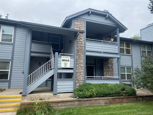 8045 W Eastman Place W #102, Lakewood, CO 80227 (#2887682) :: Own-Sweethome Team