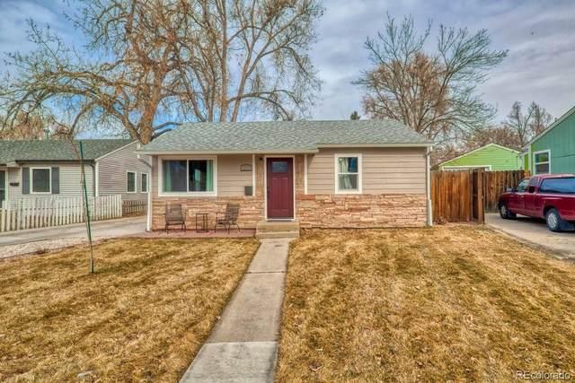 128 E 5th Avenue, Longmont, CO 80504 (#2887808) :: iHomes Colorado