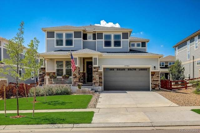 12762 W 74th Drive, Arvada, CO 80005 (#2888006) :: The Gilbert Group