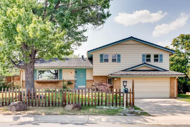 3229 Zinnia Court, Golden, CO 80401 (MLS #2888255) :: Clare Day with Keller Williams Advantage Realty LLC