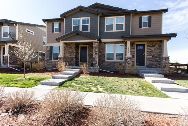 10286 Tall Oaks Circle, Parker, CO 80134 (#2888932) :: The Peak Properties Group