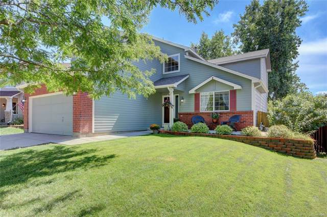 11368 E 116th Place, Commerce City, CO 80640 (#2889099) :: The Heyl Group at Keller Williams