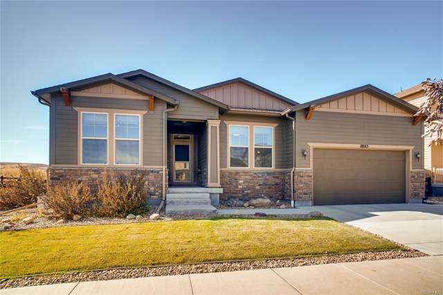 11885 Deorio Street, Parker, CO 80134 (MLS #2889112) :: Kittle Real Estate