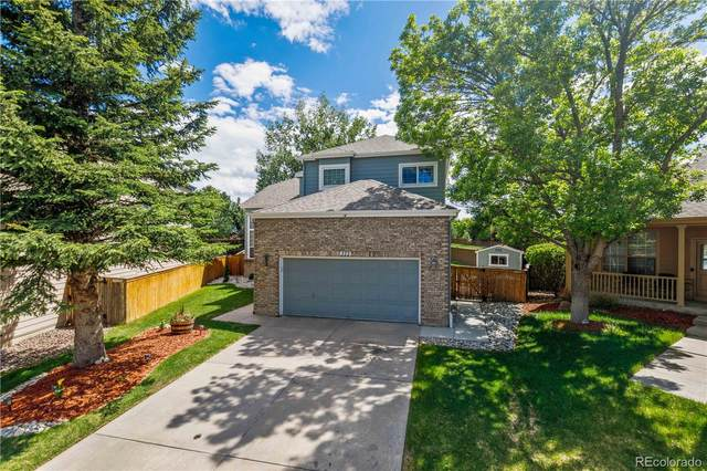322 Florence Court, Highlands Ranch, CO 80126 (#2889497) :: Colorado Home Finder Realty