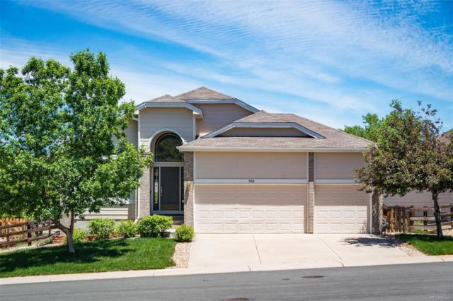 7450 Red Fox Way, Littleton, CO 80125 (#2889641) :: The HomeSmiths Team - Keller Williams