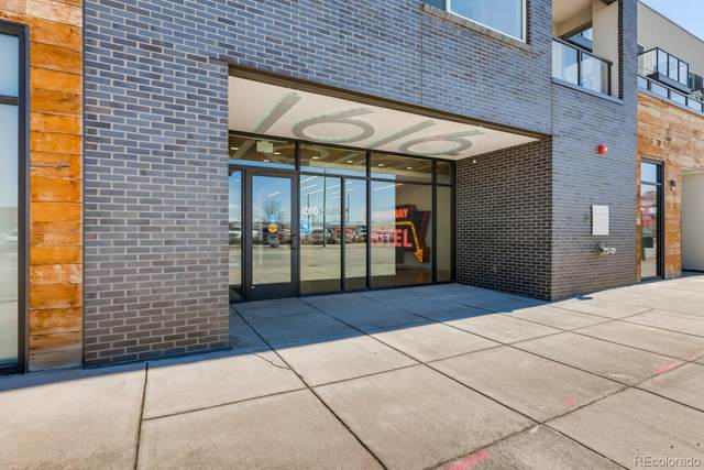 1616 S Broadway #213, Denver, CO 80210 (MLS #2889712) :: Stephanie Kolesar