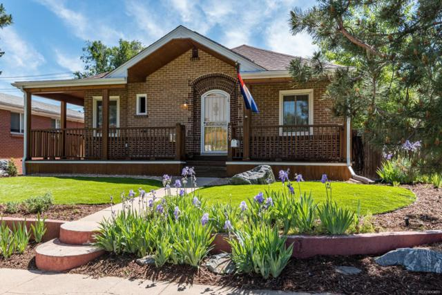 2820 Elm Street, Denver, CO 80207 (#2889898) :: Wisdom Real Estate