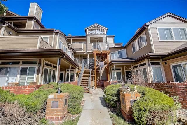 6001 S Yosemite Street G206, Greenwood Village, CO 80111 (MLS #2890220) :: Wheelhouse Realty