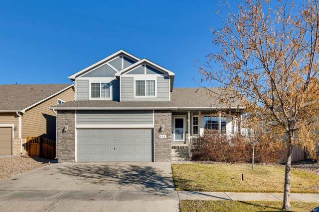 440 Cable Street, Lochbuie, CO 80603 (#2890880) :: The DeGrood Team