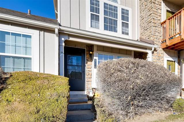 9711 W Chatfield Avenue B, Littleton, CO 80128 (MLS #2890966) :: 8z Real Estate