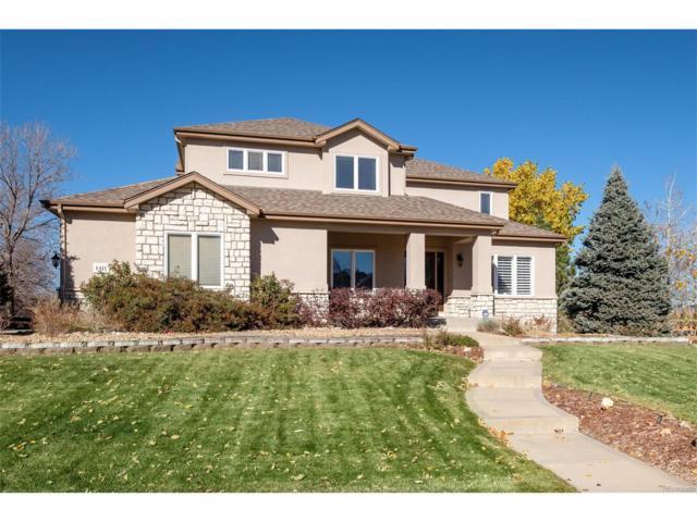 1411 Meyerwood Circle, Highlands Ranch, CO 80129 (#2891403) :: The Peak Properties Group