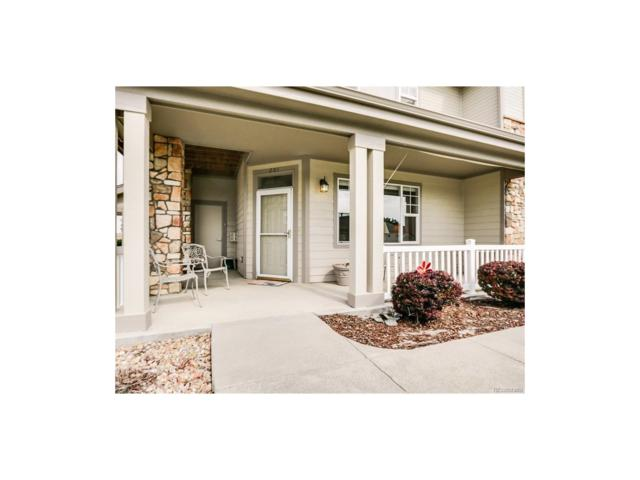 10818 Cimarron Street #201, Firestone, CO 80504 (MLS #2891714) :: 8z Real Estate