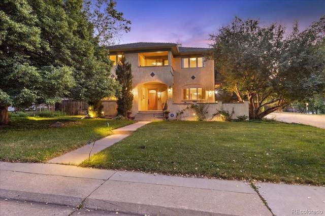 2545 S Gaylord Street, Denver, CO 80210 (#2892105) :: Finch & Gable Real Estate Co.