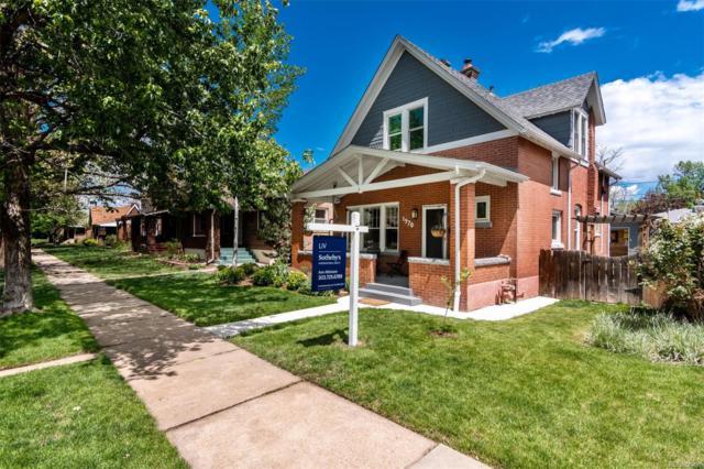 1970 S Grant Street, Denver, CO 80210 (MLS #2892114) :: 8z Real Estate