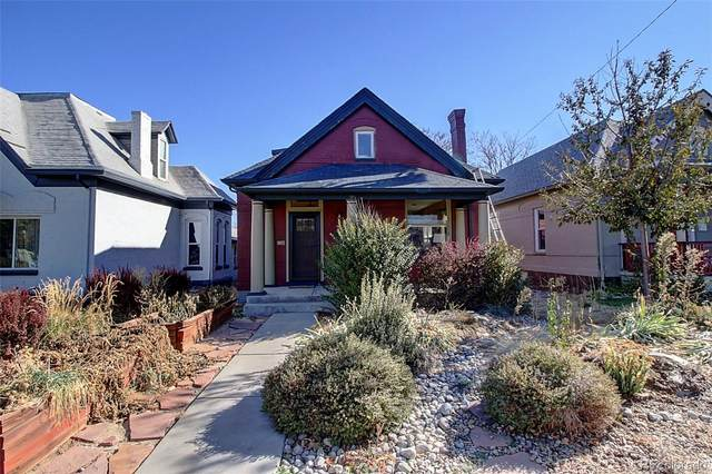 2338 N Gilpin Street, Denver, CO 80205 (#2892357) :: Berkshire Hathaway HomeServices Innovative Real Estate