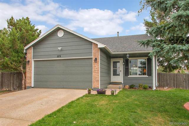 572 Howe Place, Castle Rock, CO 80104 (#2892496) :: The DeGrood Team
