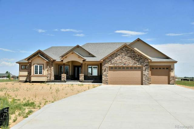29205 E 165th Avenue, Brighton, CO 80603 (#2892714) :: The DeGrood Team