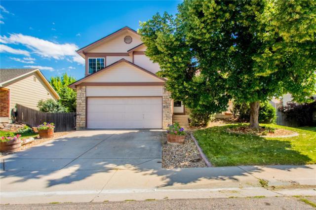 11750 W Berry Avenue, Littleton, CO 80127 (MLS #2892907) :: 8z Real Estate