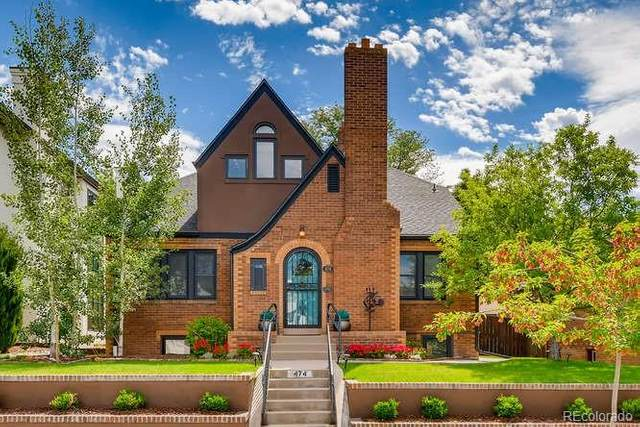 474 S Gaylord Street, Denver, CO 80209 (#2893007) :: The Harling Team @ HomeSmart