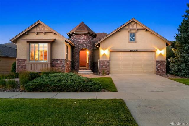 12026 S Allerton Circle, Parker, CO 80138 (#2893170) :: The Healey Group