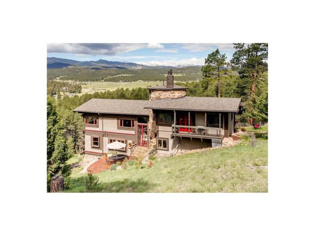7365 Heiter Hill Road, Evergreen, CO 80439 (MLS #2893190) :: 8z Real Estate