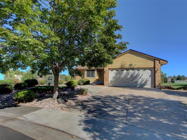 17971 E Idaho Place, Aurora, CO 80017 (#2894003) :: The Griffith Home Team