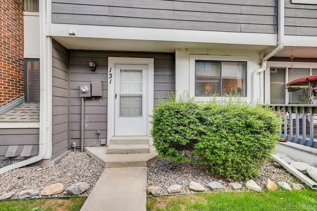 6545 W 84th Way #131, Arvada, CO 80003 (#2894261) :: The DeGrood Team