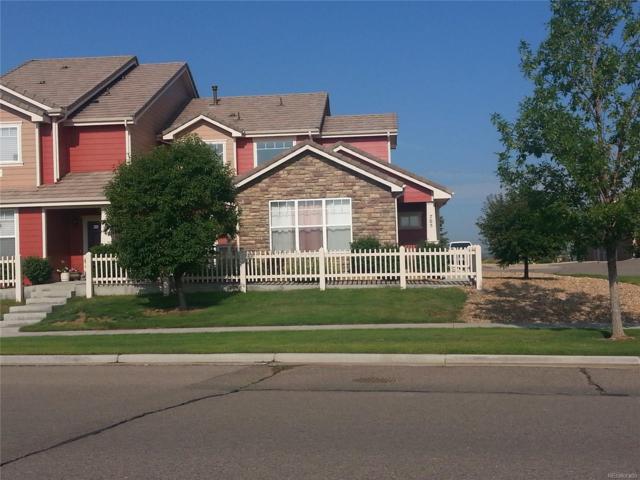 10550 Paris Street #705, Henderson, CO 80640 (MLS #2894271) :: 8z Real Estate