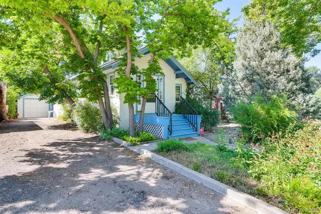 1805 14th Avenue, Greeley, CO 80631 (MLS #2894981) :: Bliss Realty Group